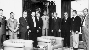 Bertelsmann AG Supervisory and Executive Board, 1971