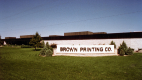 Gruner+Jahr also enters the U.S. printing market, buying up the Brown Printing Company in 1979