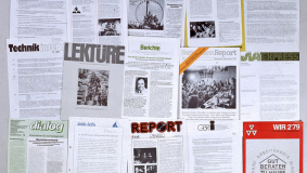 In-house information at Bertelsmann: By the late 1970s, many divisions already have their own staff periodicals