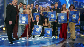 "Part of the RTL program lineup since 2002: the popular casting show ""Deutschland sucht den Superstar"" (German Idol)"