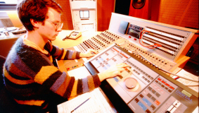 Premastering the sound material for CD production, 1986