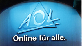 Bertelsmann teams up with AOL to launch a multimedia offensive