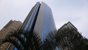 Das Corporate Center in Brasilien