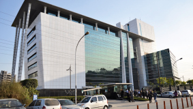 The Corporate Center in India is inaugurated in February 2012