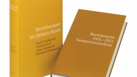 "Final report on ""Bertelsmann in the Third Reich"""