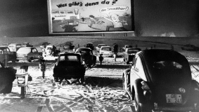 Ufa-Theater AG opens its first drive-in theater in Gelsenkirchen in 1968
