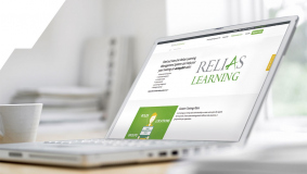 In 2014, Bertelsmann acquires the American online education provider Relias Learning
